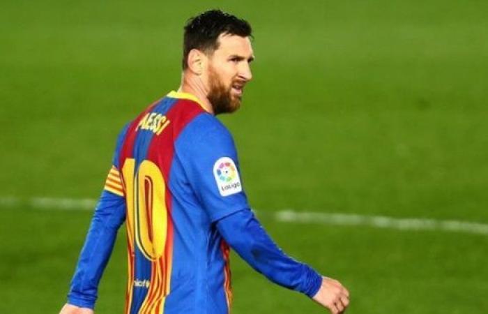 ميسي يقود التشكيل المتوقع لبرشلونة في نهائي الكأس