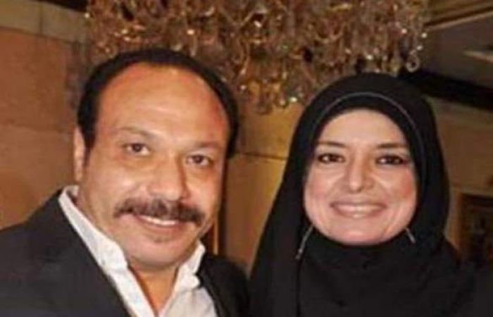 لقاء الأحبة.. زوجة خالد صالح تلحق به بعد 7 سنوات من الفراق