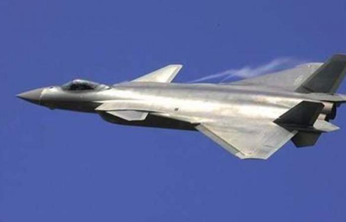 طائرة عسكرية صينية تدخل منطقة الدفاع الجوي لتايوان