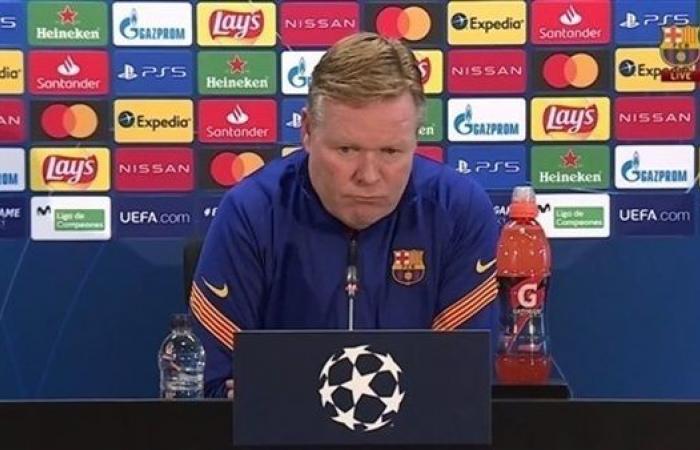 لماذا كومان على أعتاب الرحيل من برشلونة ؟