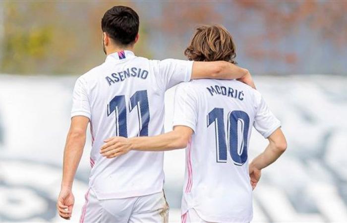 غيابات ريال مدريد في مباراة خيتافي بالدوري الإسباني