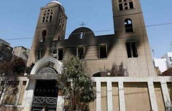 حتى لا ننسى جرائم الإرهابية.. نهب 20 منزلا وحرق أكثر من 18 كنيسة ومبنى في المنيا