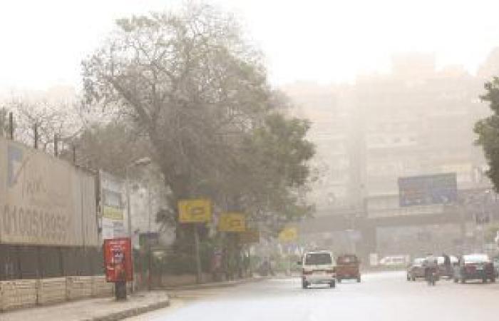 البيئة تتوقع رياح مثيرة للرمال والأتربة حتى غدا بالقاهرة وتصل الصعيد الثلاثاء