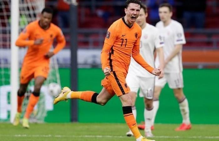 النصر يخطط لضم نجم منتخب هولندا في ميركاتو الصيف