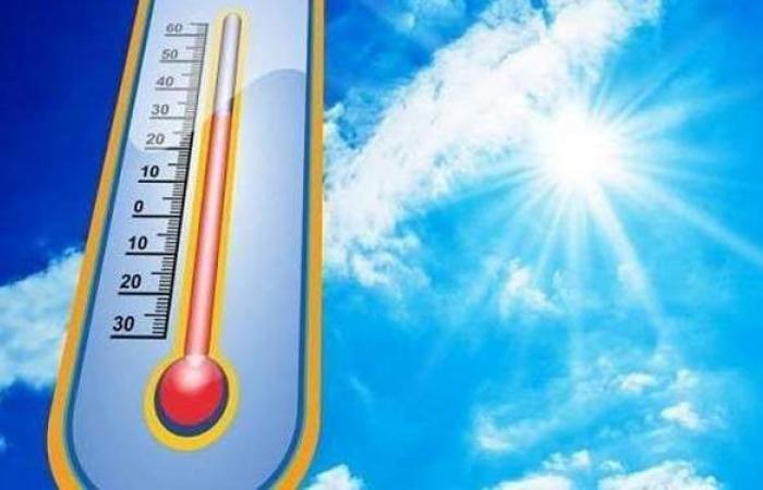 حالة الطقس ودرجات الحرارة غدا الاثنين 18 -4 -2021 فى مصر
