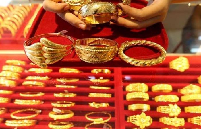 أسعار الذهب اليوم الاثنين 19-4-2021
