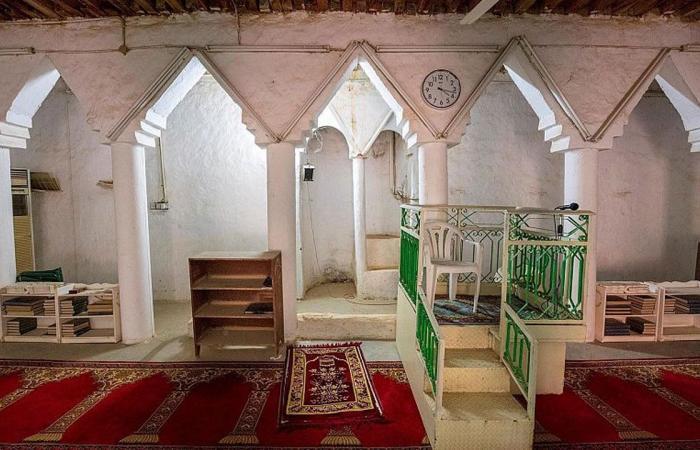 مسجد المنسف بالزلفي.. طراز نجدي فريد يوثق تاريخًا عمره 150 عامًا