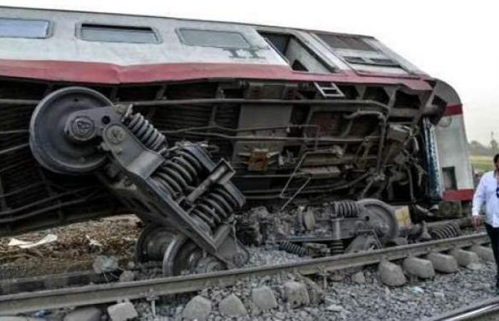 إخلاء سبيل قيادات السكة الحديد بكفالة في كارثة قطار بنها