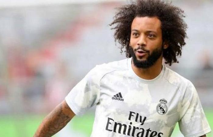 مارسيلو يخرج عن صمته بسبب دكة البدلاء في ريال مدريد