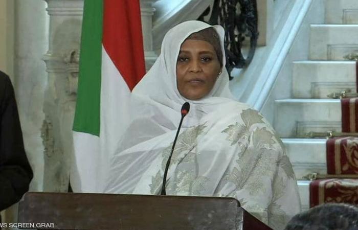 وزيرة الخارجية السودانية تستقبل سفير المملكة لدى الخرطوم