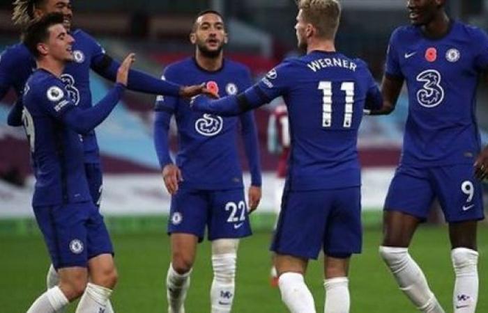 تشكيل تشيلسي المتوقع ضد برايتون في الدوري الإنجليزي