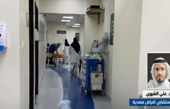 بعد تجاوز حاجز الألف حالة.. استشاري أمراض معدية یوضح أسباب ارتفاع إصابات كورونا