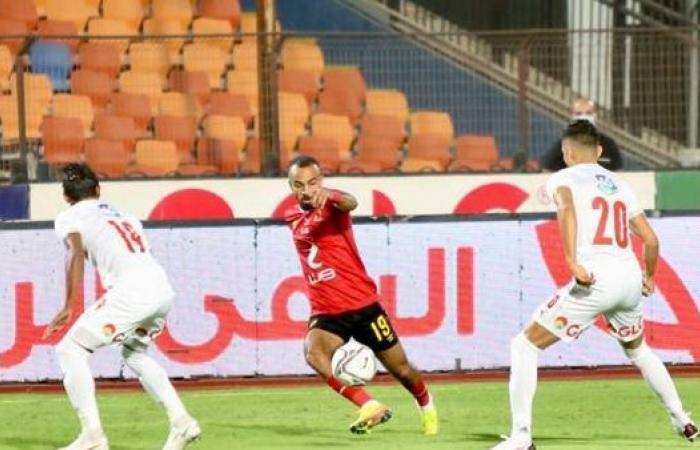 موعد مباراة الأهلي وسموحة المقبلة في الدوري المصري