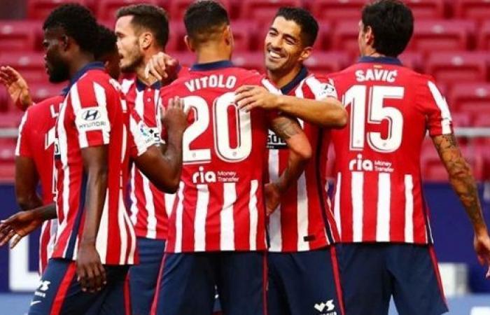 رد فعل نجوم أتلتيكو مدريد بعد الانسحاب من السوبر الأوروبي