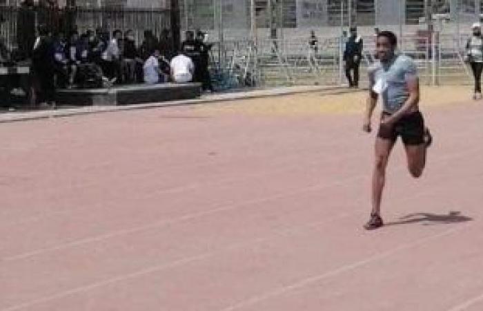 طالب بكلية التكنولوجيا والتعليم حلوان يحصد ذهبية ببطولة الجامعات المصرية