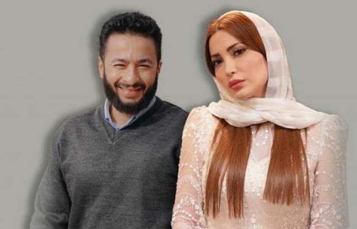 تاجر مخدرات يطلب الزواج من نسرين طافش في غياب حمادة هلال| فيديو