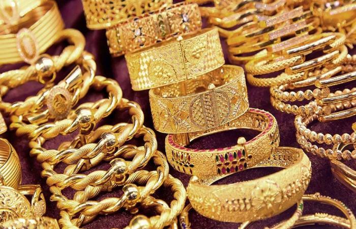 أسعار الذهب في السعودية ترتفع.. وعيار 21 بـ187.46