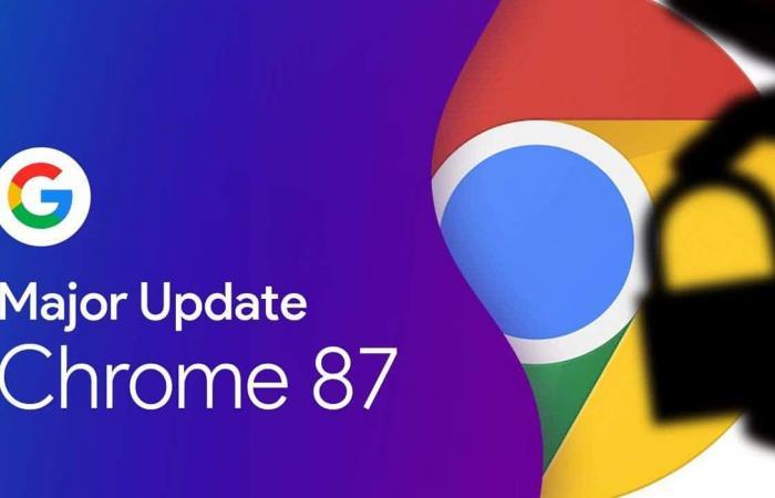 جوجل تدفع الإصدار 87 من متصفح Chrome بمجموعة من المميزات والتحسينات