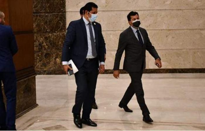 وزير الرياضة يجدد تعيين محمد الصفتي مديرا عاما لإدارة التخطيط