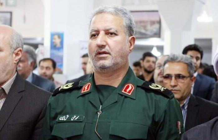 ضربة جديدة.. وفاة قيادي في الحرس متورط في جرائم سورية
