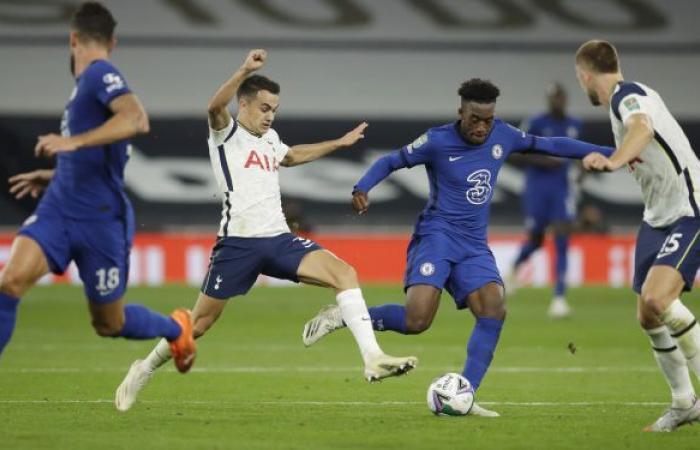 في أول مباراة بعد إقالة مورينيو... توتنهام ينعش آماله في المربع الذهبي للدوري الإنجليزي