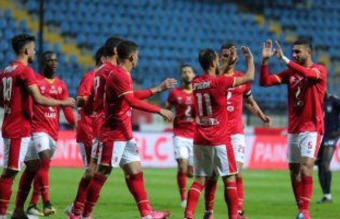موعد مباراة الأهلي وسموحة اليوم فى الدوري والقنوات الناقلة