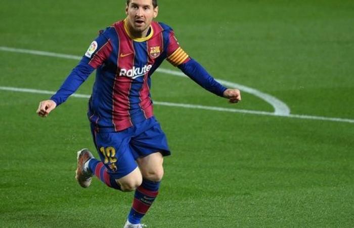 هدف كوميدي يهدي برشلونة هدف التقدم أمام خيتافي (فيديو)