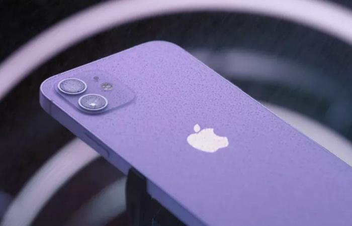 أبل تعلن عن لون جديد لهاتفى iPhone 12 وiPhone 12 mini