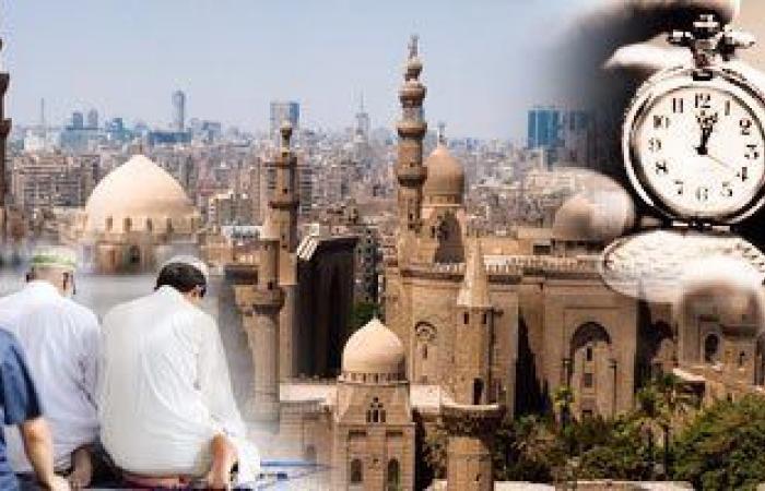 مواقيت الصلاة اليوم الخميس 22/4/2021 بمحافظات مصر والعواصم العربية