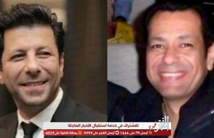 إياد نصار يغير صورة ملفه الشخصي إلي صورة الشهيد محمد مبروك