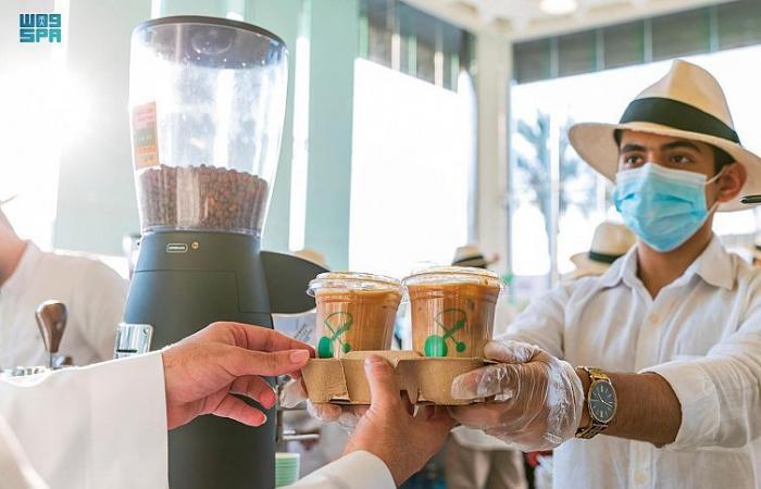 سارة ووائل.. قصة نجاح ملهمة في صناعة القهوة مليئة بالمبادرات وجودة الحياة