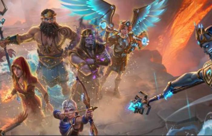 استكشف منظور اللعب العلوي في محتوى Immortals Fenyx Rising – القصص المنسيّة المتوفر الآن