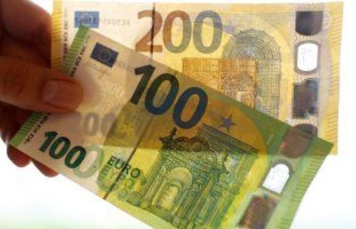 """سعر اليورو اليوم الخميس.. يسجل 18.77 جنيه بـ""""بنك الأهلى"""""""