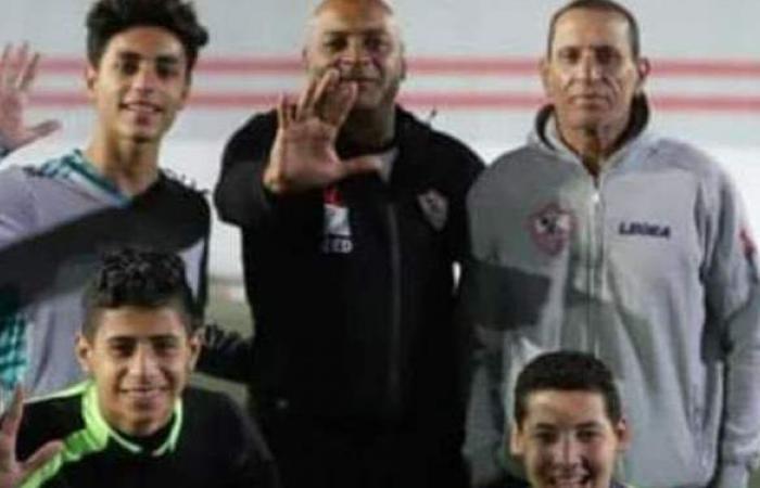 """محمد عبدالجواد: حراسة مرمي الناشئين بالزمالك """"بخير"""""""