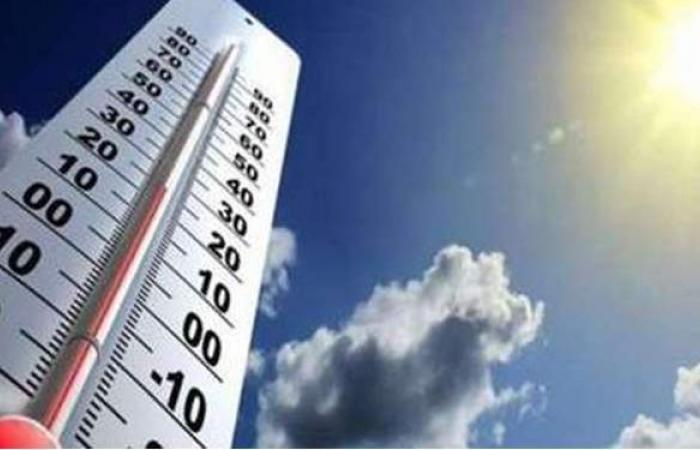 حالة الطقس ودرجات الحرارة غدا السبت 24 -4 -2021 فى مصر