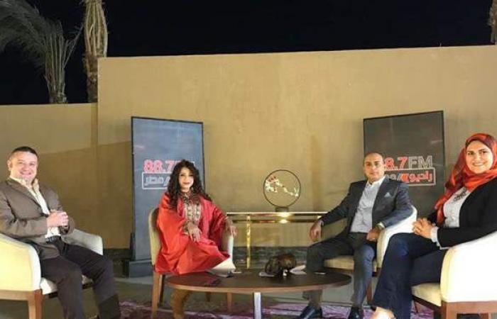 """اكتشاف مواهب أبناء الاسمرات في """"الخيمة"""" على راديو مصر"""