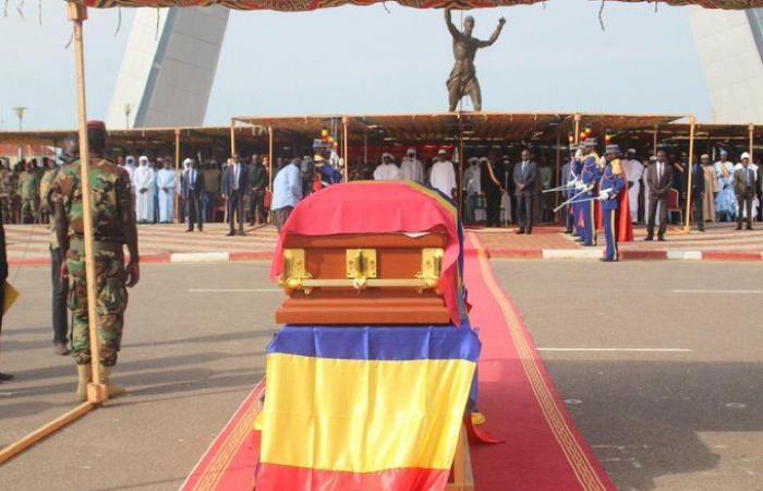 الساعات الأخيرة قبل مقتل رئيس تشاد إدريس ديبي