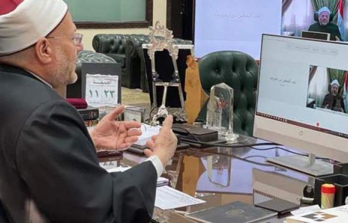 مفتي الجمهورية: جماعات التشدد والإرهاب تحاول عزل الأمة الإسلامية عن العالم
