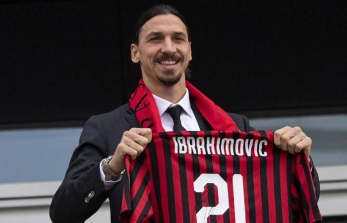 ميلان الإيطالي يعلن تمديد عقد إبراهيموفيتش