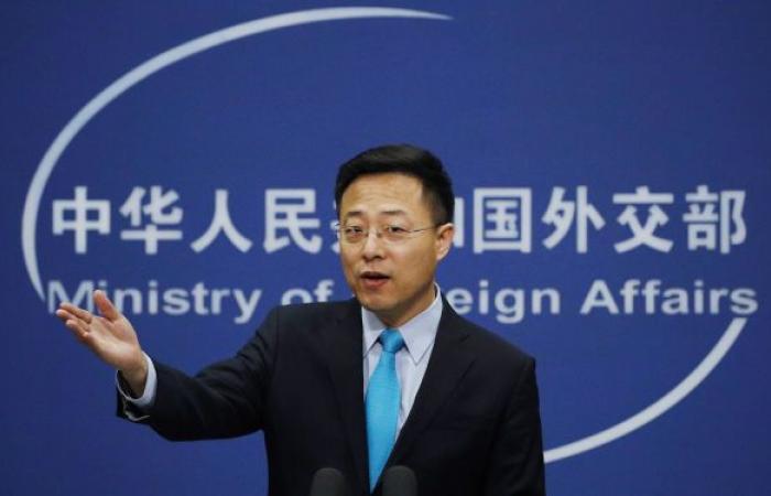 الخارجية الصينية تعلق على رسالة بوتين إلى الجمعية الفيدرالية