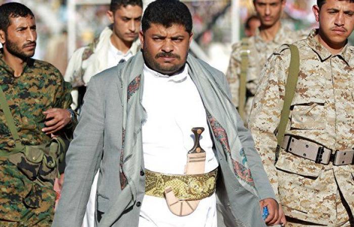 """محمد علي الحوثي: المبعوث الأمريكي لم يأت """"رسول سلام""""وإنما لتسويق الحرب على اليمن مجددا"""