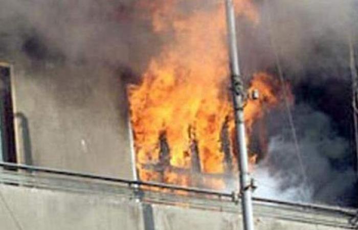 تفاصيل جديدة في حريق عقار الكيت كات
