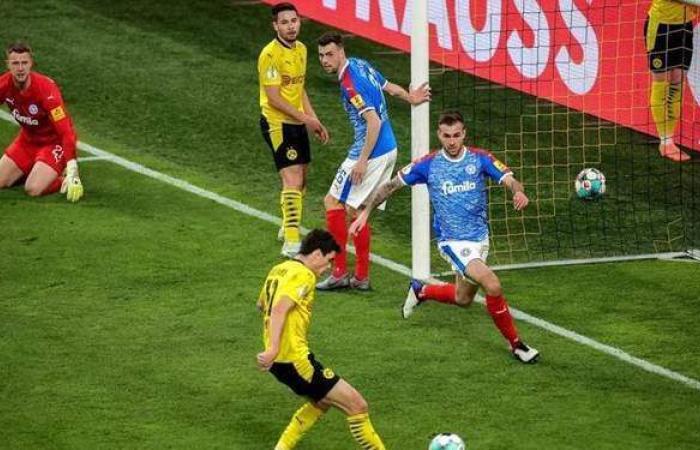 كأس ألمانيا.. دورتموند يلتقي لايبزيج في النهائي