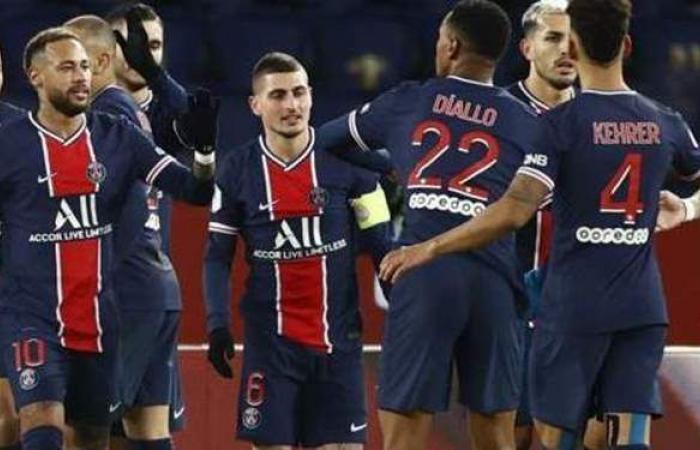 بث مباشر.. باريس سان جيرمان مع لانس في الدوري الفرنسي
