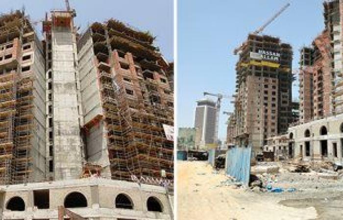 هيئة المجتمعات العمرانية: الانتهاء من 4 أبراج بمثلث ماسبيرو نهاية العام الجارى