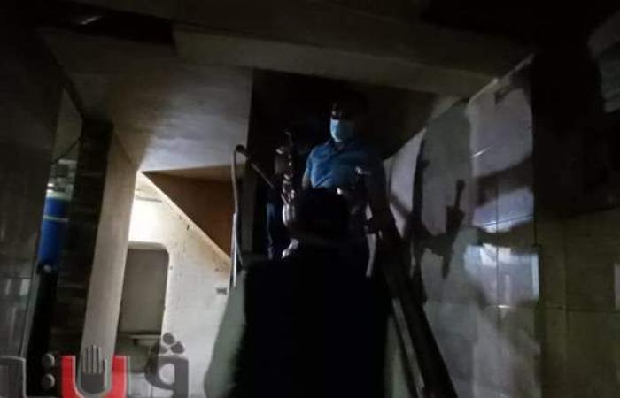 أمن الإسماعيلية يطارد المخالفين.. ويضبط ٢٠ شيشة في حملة على المقاهي   صور