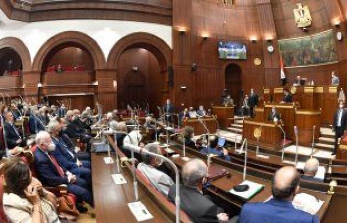 هل يجوز عقد اجتماع لهيئة مكتب مجلس الشيوخ بدون حضور أحد الوكيلين؟
