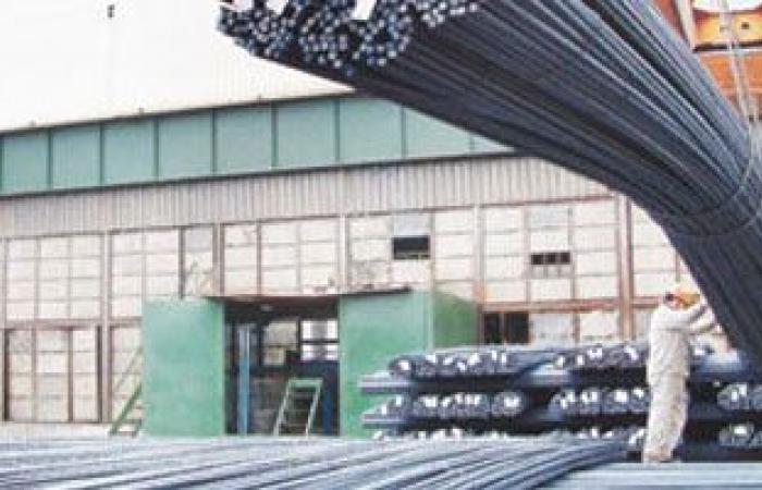 سعر الحديد اليوم السبت.. 13800 – 14000 جنيه للطن