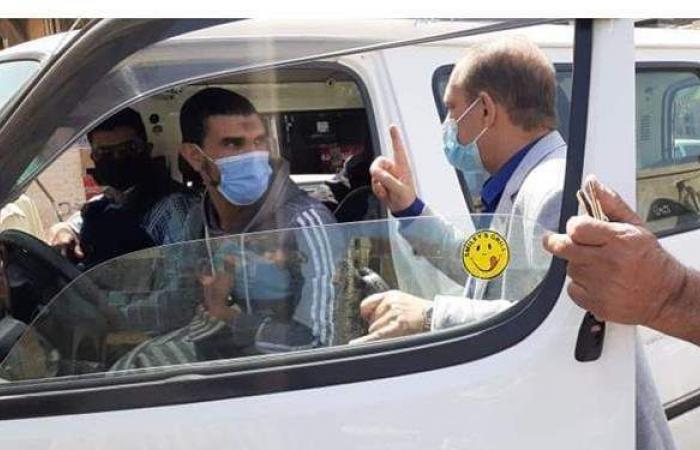 ٤٣٧ غرامة عدم الالتزام بالإجراءات الاحترازية في بورسعيد | صور