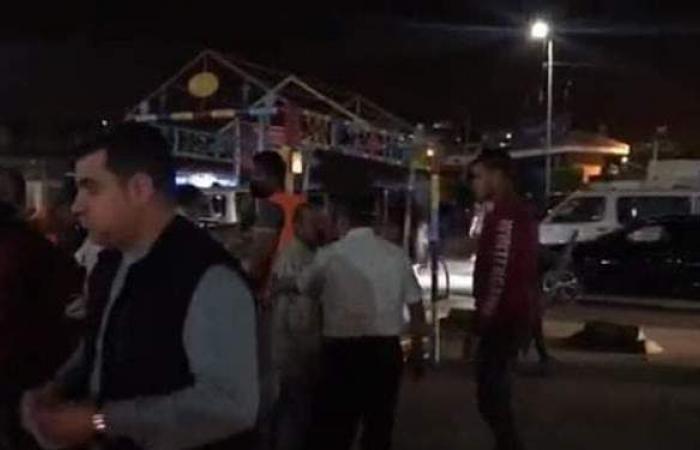 حملة مفاجئة لمحافظ الإسكندرية في حي العجمي | صور